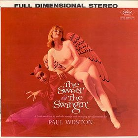 Paul Weston The Sweet and the Swingin