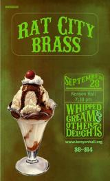 Rat City Brass 1 Whipped Cream & Other Delights