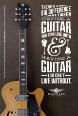 Reverend Guitar Company Having A Guitar You Can Live With