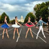 Richard Calmes Capitol Crossing' - 2009