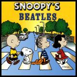 Robert Lafond and Michael Laverdiere Snoopys Beatles Classiks On Toys