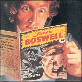 Simon Boswell The Mind Parasites