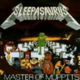 Sleepasaurus Master of Muppits