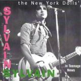 Sylvain Sylvain (former The New York Dolls member) In teenage news