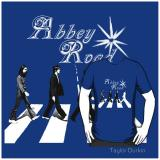 Taylor Durkin Buy 'The Beatles Abbey Road' T-Shirt by Taylor Durkin