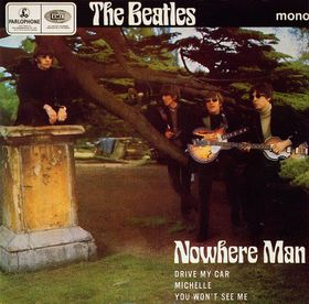 The Beatles Nowhere Man