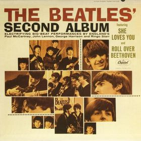 The Beatles The Beatles Second Album