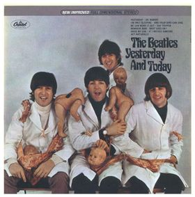The Beatles Yesterday and Today Butcher Cover