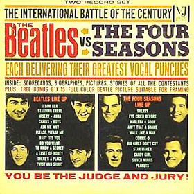 The Beatles and The Four Seasons The Beatles vs The Four Seasons
