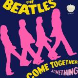 The Beatles single sleeve
