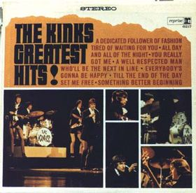 The Kinks Greatest Hits!