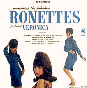 The Ronettes Presenting The Fabulous Ronettes Featuring Veronica