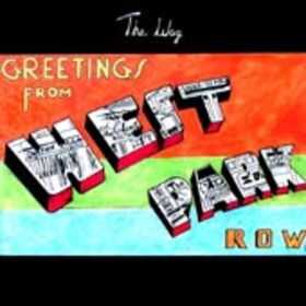 Bruce springsteen greetings from asbury park nj album cover parodies the wag greetings from west park row m4hsunfo