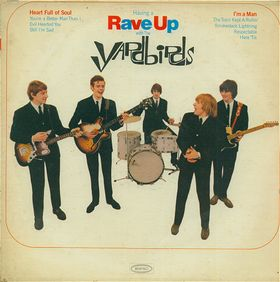 The Yardbirds Having a Rave Up With the Yardbirds