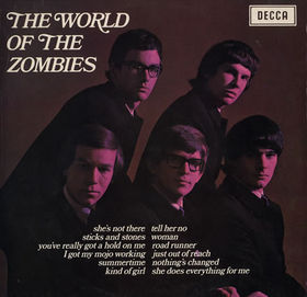 The Zombies The World of the Zombies