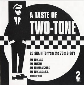 Various Artists A Taste of Two Tone
