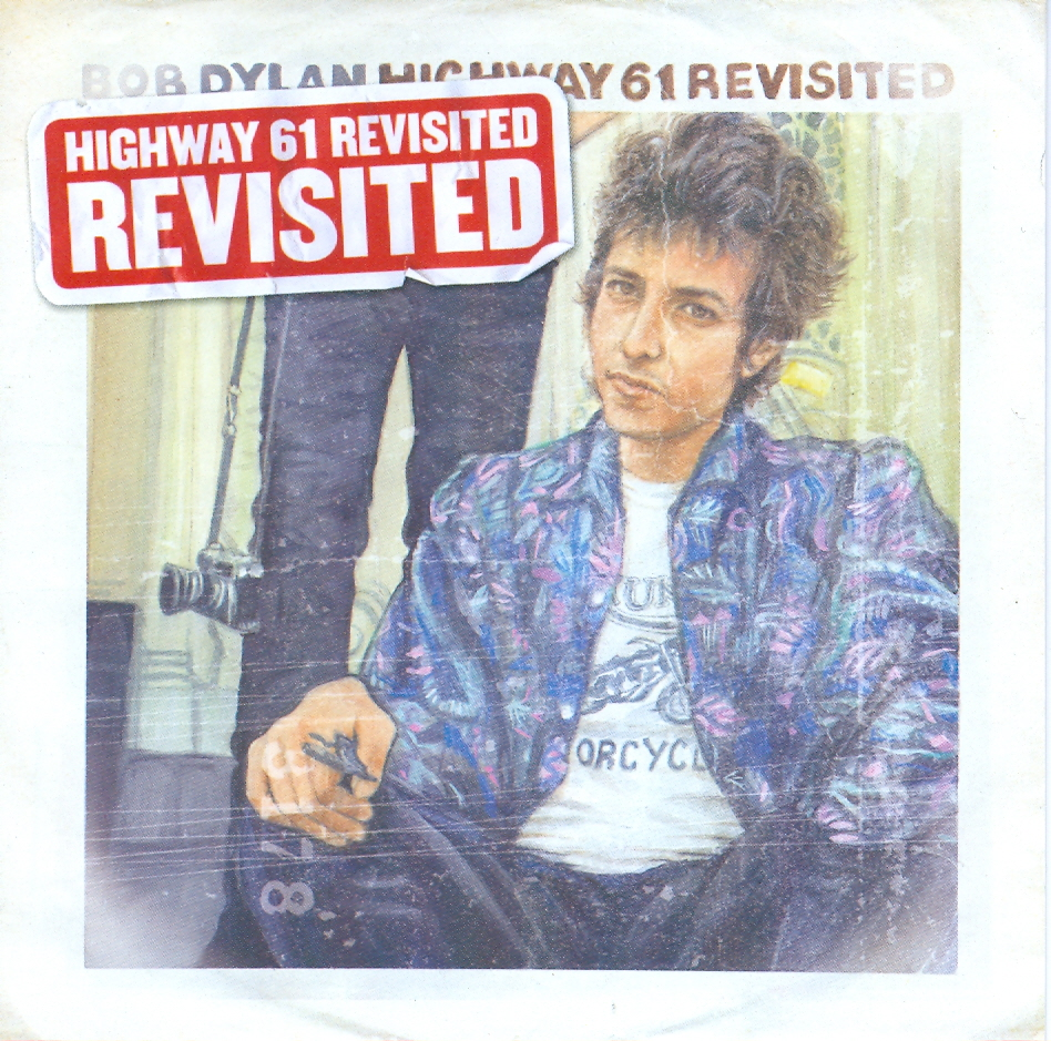 Bob Dylan Highway 61 Revisited Album Cover Parodies