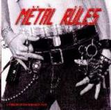 Various Artists Metal Rules: Tribute to the Bad Hair Days