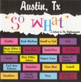 Various Artists So What: A Tribute to the Replacements