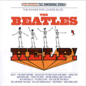 The Beatles: Help! [UK] Album Cover Parodies