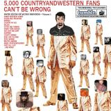 Various artists (compilation) 5000 countryandwestern fans cant be wrong