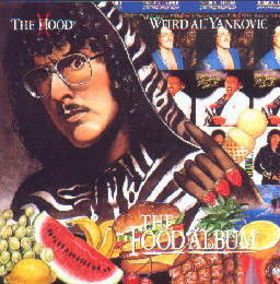 Weird Al Yankovic - Food Album