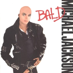 Album cover parody of Bad by Michael Jackson