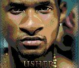 Album cover parody of Confessions by Usher