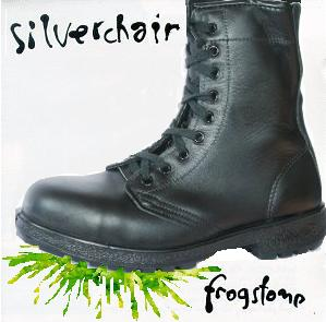 Album cover parody of Frogstomp by Silverchair