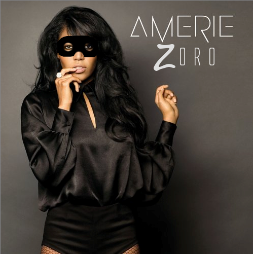 Album cover parody of Touch by Amerie
