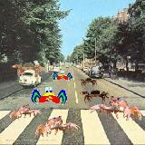 The Beatles Crabby Road