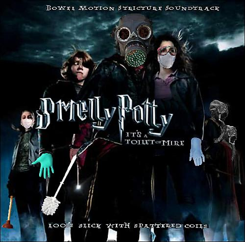 Album cover parody of Harry Potter & The Goblet of Fire by Original Soundtrack