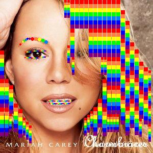 Album cover parody of Charmbracelet by Mariah Carey