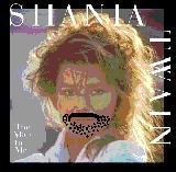 Shania Twain The Woman in Me