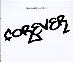 Album cover parody of Goodbye  by The Spice Girls