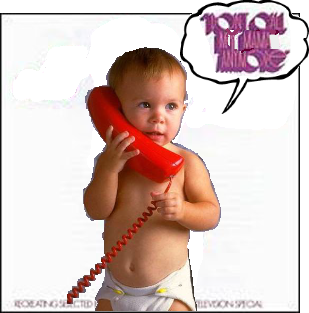 Album cover parody of Don't Call Me Mama Anymore by Cass Elliot