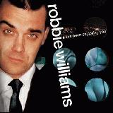 Album cover parody of I\'ve Been Expecting You by Robbie Williams