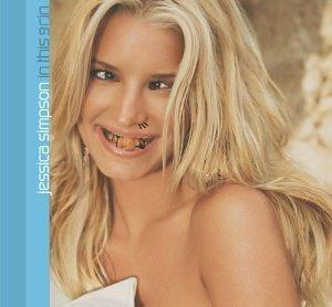 Album cover parody of In This Skin [Collector's Edition] by Jessica Simpson