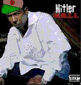 Album cover parody of R.U.L.E. by Ja Rule
