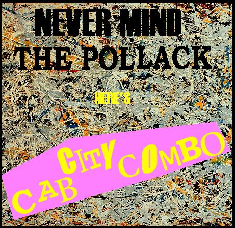 Album cover parody of Never Mind the Bollocks Here's the Sex Pistols by The Sex Pistols