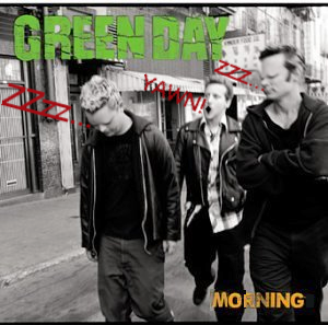 Album cover parody of Warning by Green Day