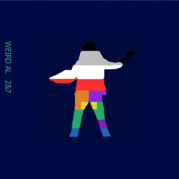 Album cover parody of X&Y by Coldplay