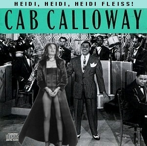 Album cover parody of Best of the Big Bands by Cab Calloway