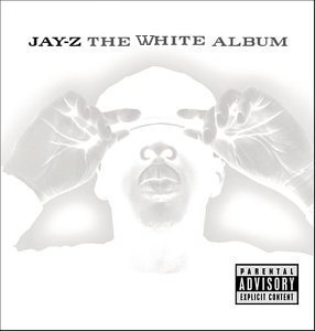 Album cover parody of The Black Album by Jay-Z