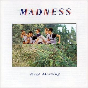 Album cover parody of Keep Moving by Madness