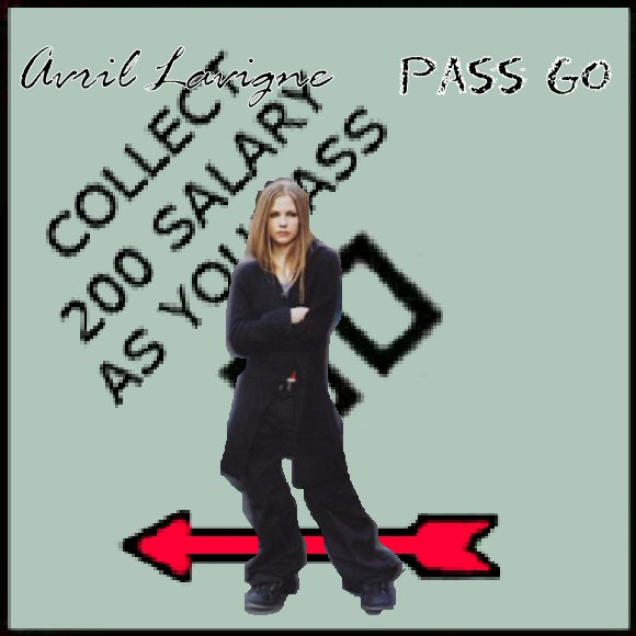 Avril Lavigne Complicated Album. Album cover parody of Let Go