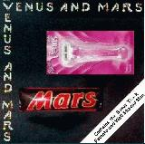 Album cover parody of Venus and Mars by Paul McCartney, Wings