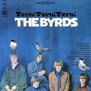 Album cover parody of Turn! Turn! Turn! by The Byrds