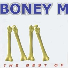Album cover parody of The Best of Boney M. by Boney M