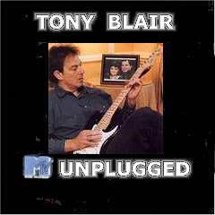 Album cover parody of Unplugged by Tony Bennett